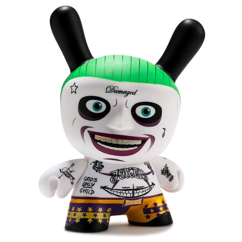 "Suicide Squad - Joker 5"" Dunny - Ozzie Collectables"
