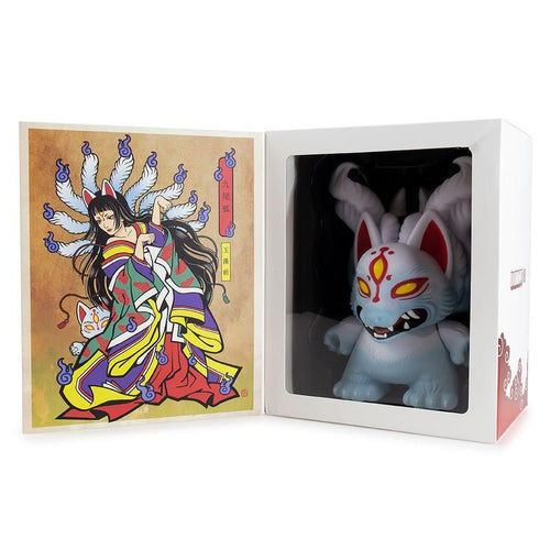 "Dunny - 8"" Kyuubi Dunny by Candie Bolton - Ozzie Collectables"