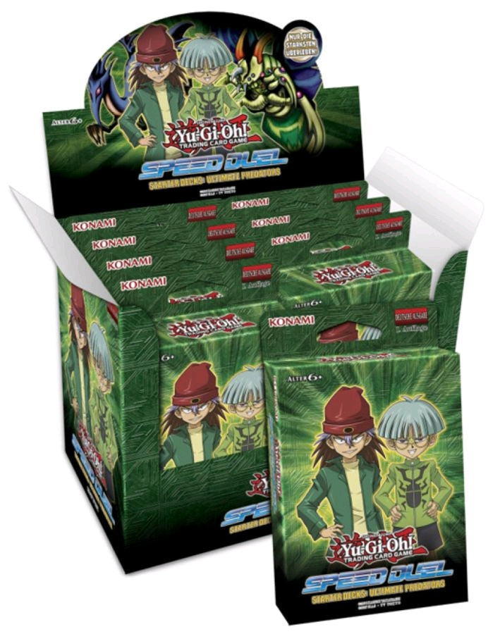 Yu-Gi-Oh! - Speed Duel: Ultimate Predators Starter - Ozzie Collectables