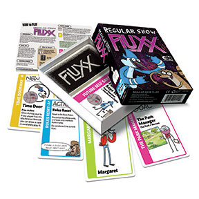Fluxx - Regular Show Card Game - Ozzie Collectables