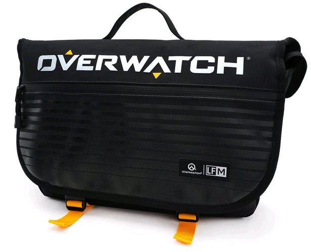 Overwatch - Logo Messenger Bag - Ozzie Collectables