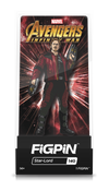 "Avengers Infinity War - Star-Lord 3"" Collectors FigPin #140"
