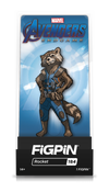 "Avengers Endgame - Rocket 3"" Collectors FigPin #184"