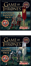 Game of Thrones - Construction Set Banner Pack Assortment - Ozzie Collectables