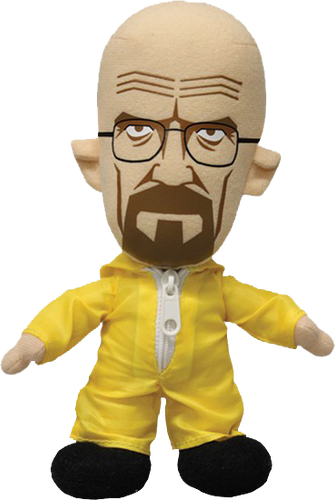 "Breaking Bad - Walter White Hazmat 8"" Plush - Ozzie Collectables"