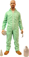 "Breaking Bad - Walter White 6"" Blue Hazmat US Exclusive Action Figure - Ozzie Collectables"