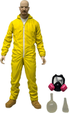 "Breaking Bad - Walter White 6"" Hazmat Action Figure - Ozzie Collectables"