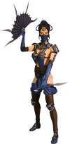 "Mortal Kombat X - Kitana 6"" Action Figure - Ozzie Collectables"