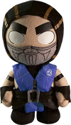 "Mortal Kombat - Sub-Zero 8"" Plush - Ozzie Collectables"