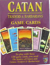 Catan - Barbarians and Traders Replacement Game Cards 5th edition - Ozzie Collectables