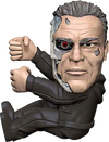 "Terminator Genisys - T-800 2"" Scalers - Ozzie Collectables"