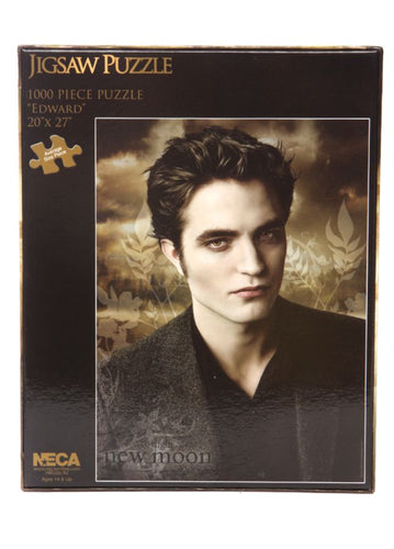 The Twilight Saga: New Moon - Jigsaw Puzzle Edward - Ozzie Collectables