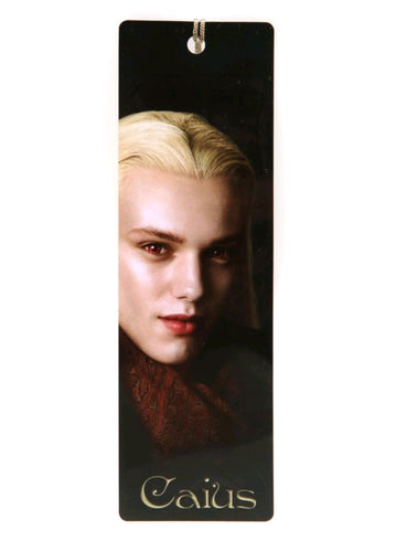 The Twilight Saga: New Moon - Bookmark Caius (Volturi)