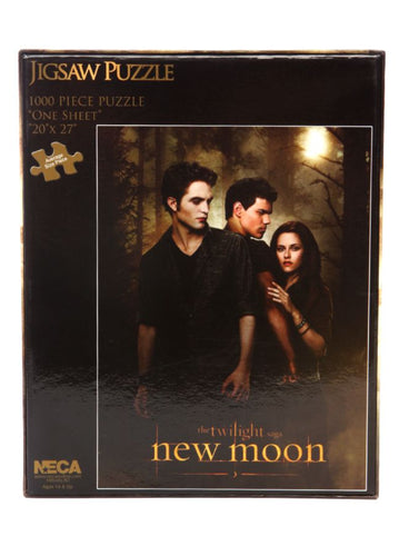 The Twilight Saga: New Moon - Jigsaw Puzzle One Sheet - Ozzie Collectables