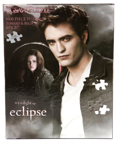 The Twilight Saga: Eclipse - Jigsaw Puzzle Edward & Bella In Moon - Ozzie Collectables