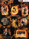 The Hunger Games - Sticker Set 8 Piece - Ozzie Collectables