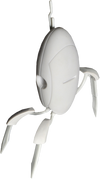 "Portal 2 - 8"" Vinyl DIY Sentry Turret - Ozzie Collectables"