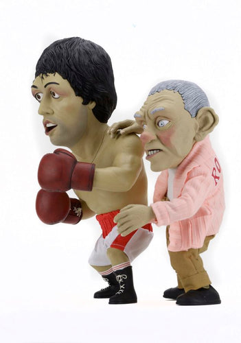 Rocky - Rocky & Mickey Maquette Set - Ozzie Collectables