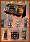 The Hunger Games - PDQ Display Unit