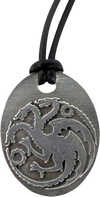 Game of Thrones - Targaryen Pendant - Ozzie Collectables