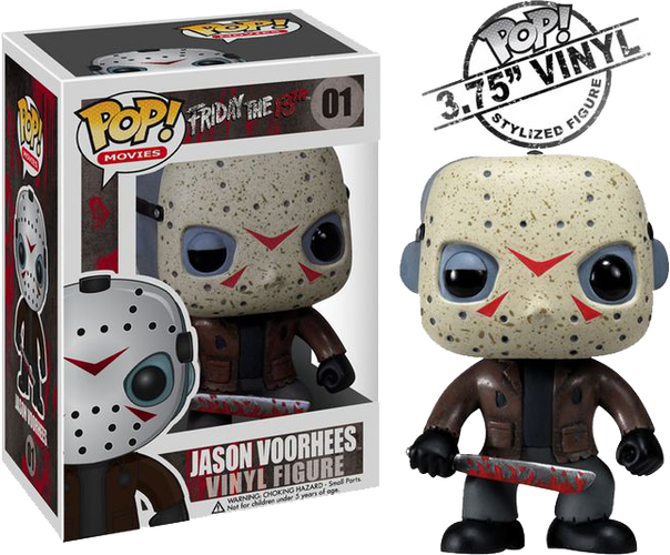Friday the 13th - Jason Voorhees Pop! Vinyl - Ozzie Collectables