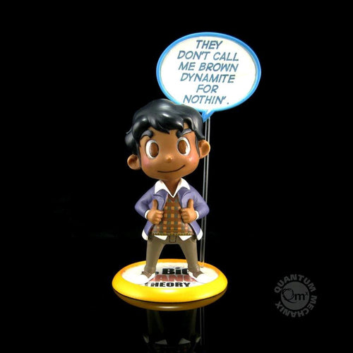 The Big Bang Theory - Raj Q-Pop Figure - Ozzie Collectables