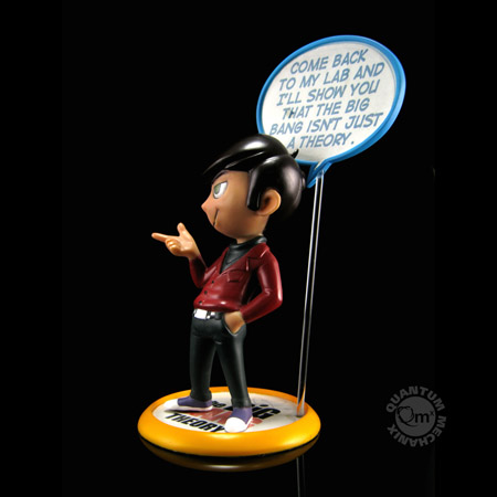 The Big Bang Theory - Howard Q-Pop Figure - Ozzie Collectables