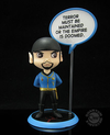 Star Trek: The Original Series - Trekkies Mirror Spock Q-Pop Figure - Ozzie Collectables