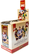Rugby League - 2012 Limited Edition Trading Cards Display - Ozzie Collectables