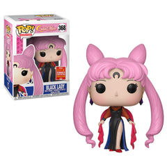 Sailor Moon - Black Lady POP! Vinyl 2018 San Diego Summer Convention Exclusive [RS]