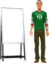The Big Bang Theory - Sheldon Action Figure - Ozzie Collectables