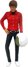 The Big Bang Theory - Howard Action Figure - Ozzie Collectables