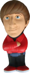 The Big Bang Theory - Howard Stress Doll - Ozzie Collectables