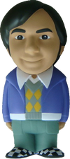 The Big Bang Theory - Raj Stress Doll - Ozzie Collectables