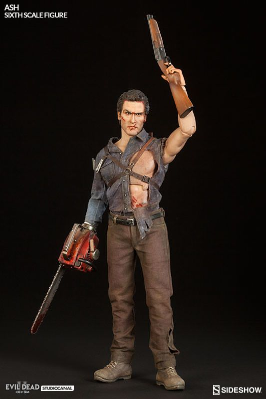Army of Darkness Ash Williams 1:6 Scale Action Figure Sideshow Collectibles