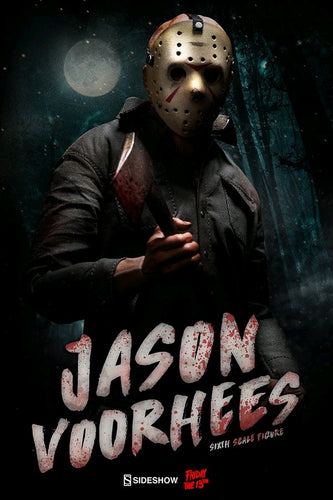 "Friday the 13th - Jason Voorhees 12"" 1:6 Scale Action Figure"