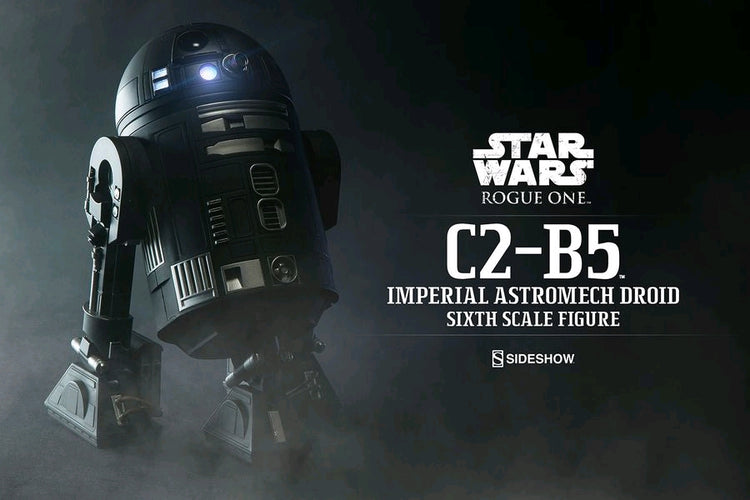 Star Wars: Rogue One - C2-B5 Imperial Astromech Droid 1:6 Scale Figure - Ozzie Collectables