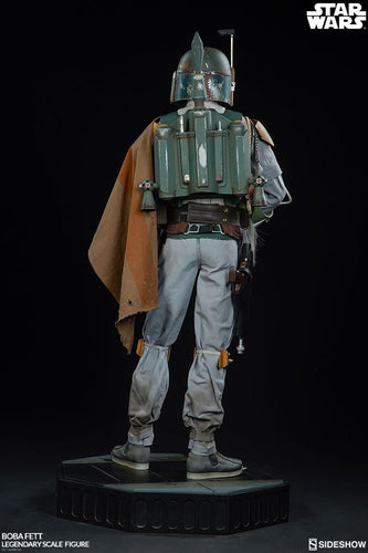Star Wars - Boba Fett Legendary 1:2 Scale Statue - Ozzie Collectables