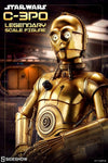 Star Wars - C-3PO Legendary 1:2 Scale Statue - Ozzie Collectables