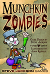 Munchkin - Munchkin Zombies Edition - Ozzie Collectables