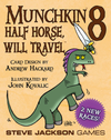 Munchkin - Munchkin 8 Half Horse Will Travel Expansion - Ozzie Collectables