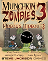Munchkin - Munchkin Zombies 3 Hideous Hideouts Expansion - Ozzie Collectables