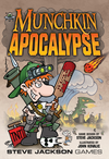 Munchkin - Munchkin Apocalypse Edition - Ozzie Collectables