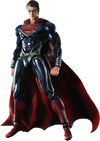 Superman: Man of Steel Superman - Play Arts Action Figure - Ozzie Collectables