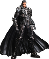 Superman: Man of Steel - Gen. Zod Play Arts Action Figure - Ozzie Collectables