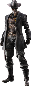Metal Gear Solid V - Skull Face Play Arts Action Figure - Ozzie Collectables