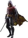 Batman: Arkham Knight - Robin Play Arts Action Figure - Ozzie Collectables