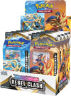 POKÉMON TCG Sword and Shield- Rebel Clash Theme Deck - Ozzie Collectables