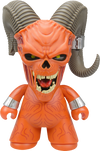 "Doctor Who - The Beast Titans 9"" Vinyl Figure - Ozzie Collectables"