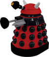 "Doctor Who - Drone Dalek Titans 6.5"" Vinyl Figure - Ozzie Collectables"